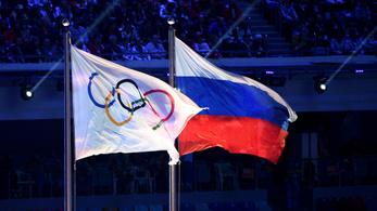 Négy évre kitiltották az oroszokat a legnagyobb sporteseményekről