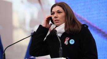 A liberális Bősz Anett belép a DK-frakcióba