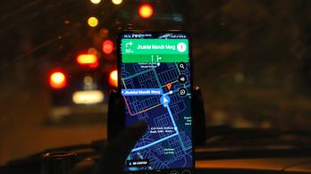 Közvilágítást is mutatna a Google térképe