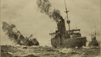 Az ember, aki alatt egy nap alatt süllyedt el három hajó