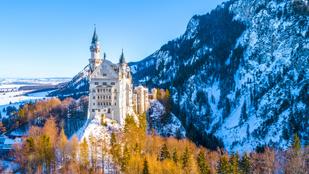A kastély, amit minden Disney-film elején látunk: a megvalósult gyerekkori álom