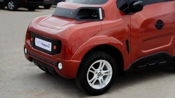 Olcsó kis villanyautót gyártanának az oroszok
