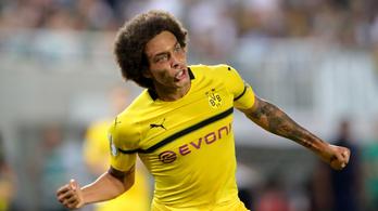 Otthonában sérült le, idén már nem játszhat a BVB-futballista