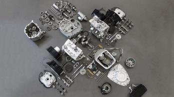 90 lóerős és 158 Nm nyomatékú lesz a BMW R18 blokkja