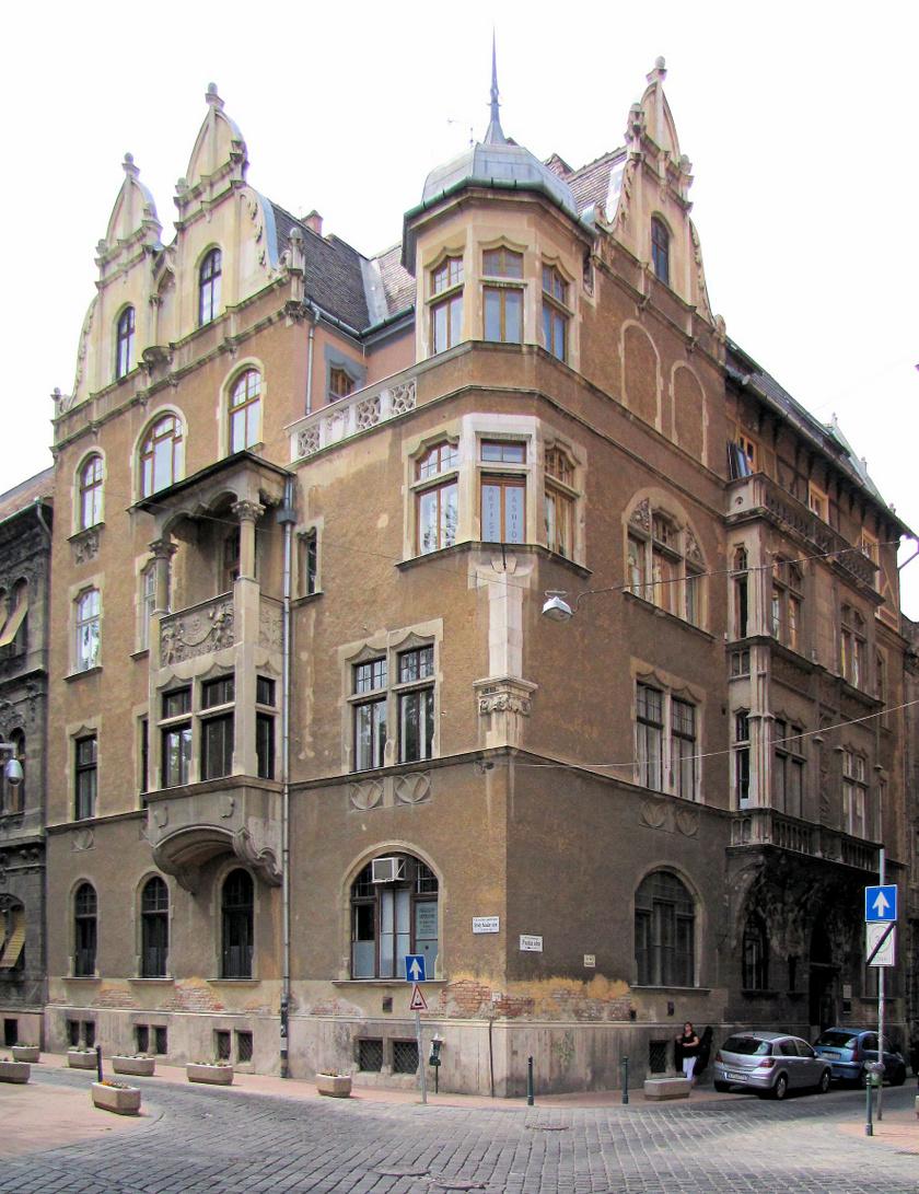 Budapest Gschwindt Palota