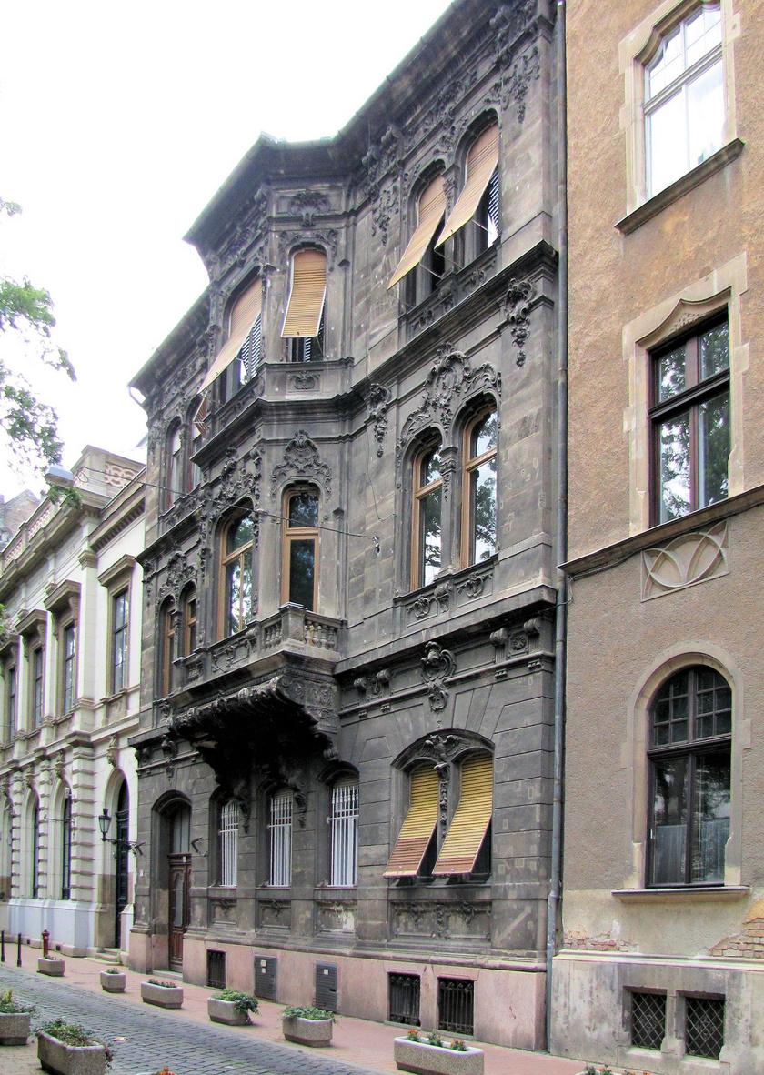 Budapest Bródy Sándor utca Brody House