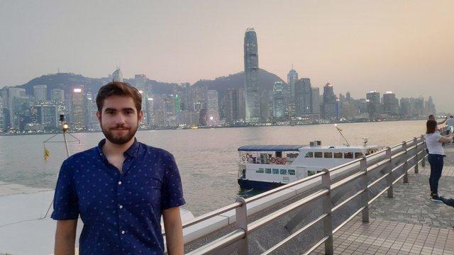 Hongkong és a forradalom testközelből