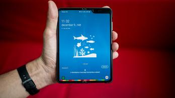 A Galaxy Fold a legtutibb mobil, amit úgyse veszünk meg