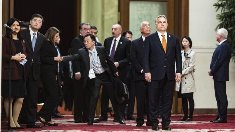 Orbán Viktor kedvenc kínai sztorija