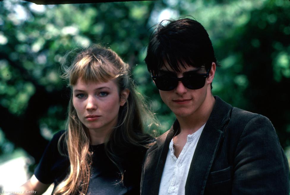 Első igazán nagy sikere az 1983-as Kockázatos üzlet című tinivígjáték volt, amiben Rebecca De Mornayvel szerepelt, akivel a forgatás alatt össze is jött. 1983 és 1985 között együtt éltek New Yorkban.