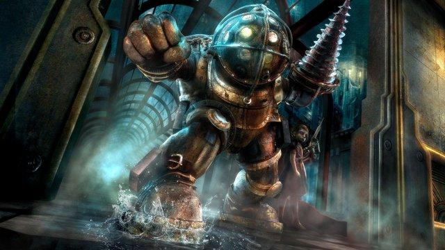 Új BioShock játék jön!!!