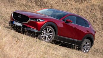 Mazda CX–30 G122 – 2019.