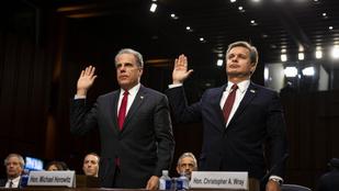 Nem volt elfogult a Trump kampányát vizsgáló FBI nyomozás