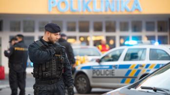Lövöldözés volt egy cseh kórházban, legalább négyen meghaltak