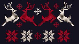 A Walmart kokós karácsonyi csúnya pulcsijával sokaknál túllőtt a célon