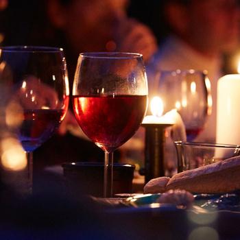 Láthatatlan olasz vacsora - Ezen a hétvégén az érzékszerveinket is próbára tehetjük