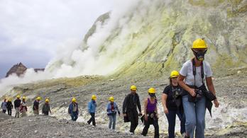 Véget vet a vulkánturizmusnak az új-zélandi katasztrófa?