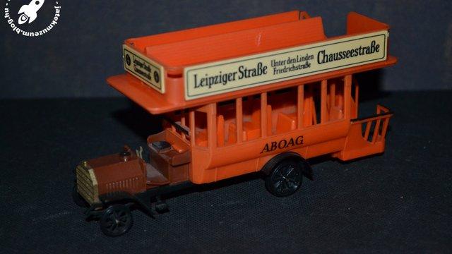 1911-es Daimler makett az NDK-ból