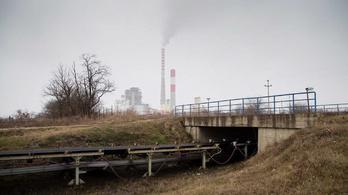 Egy szerb erőmű több kén-dioxidot termel, mint amennyit négy országnak szabadna