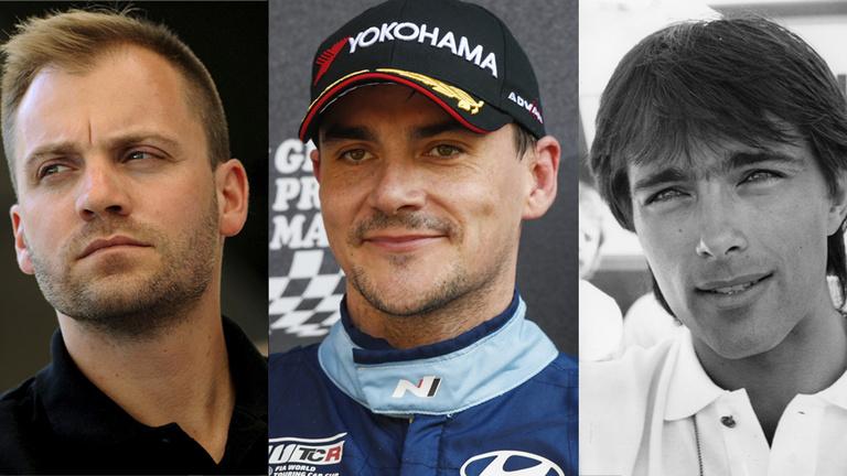 A magyar motorsport legnagyobb sikere előtt Michelisz