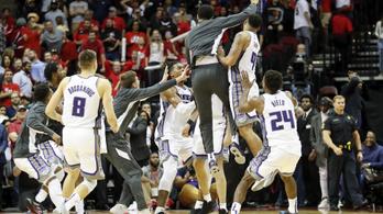Dudaszós drámákat hozott az NBA