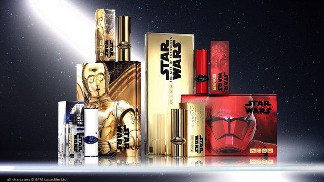 Star Wars-os sminkekre vágysz? Megérkeztek!