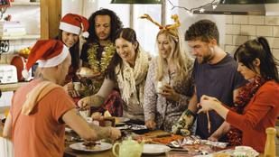 10 karácsonyi vendégváró, amivel az összes vendégtípust lenyűgözheted