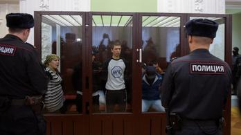 Életfogytiglani szabadságvesztésre ítélték a szentpétervári robbantás finanszírozóját