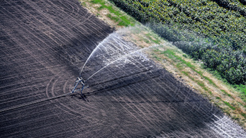 A következő tíz évben sokkal többet költünk majd az öntözéses gazdálkodás fejlesztésére