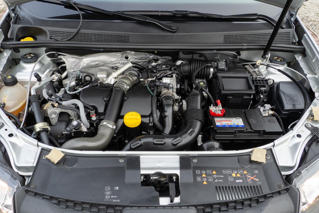 A másfél literes turbódízel 220 newtonméteres csúcsnyomatéka már 1750-nél rendelkezésre áll, így nagyon kellemesen rugalmas a kocsi, erősebbnek is érződik 90 lóerőnél