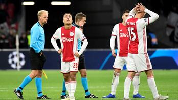 BL: kiesett az Inter és az Ajax, továbbment a Dortmund és a Chelsea