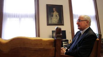 Nyugdíjazzák Baka András egykori főbírót