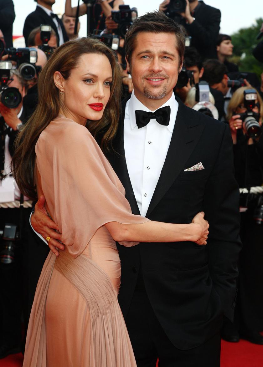 Mióta Angelina Jolie-val szétmentek, mindenki azt találgatja, hogy ki lesz a következő párja.