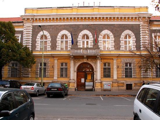 Szent-Györgyi Albert Klinikai Központ