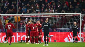 Szoboszlai szerint a rutin hiányzott a Liverpool ellen