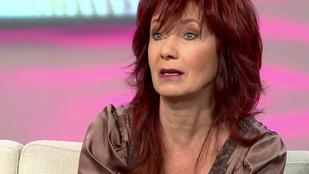 Éhségsztrájkkal próbálja megmenteni életveszélyessé vált házát Szalay Krisztina színésznő