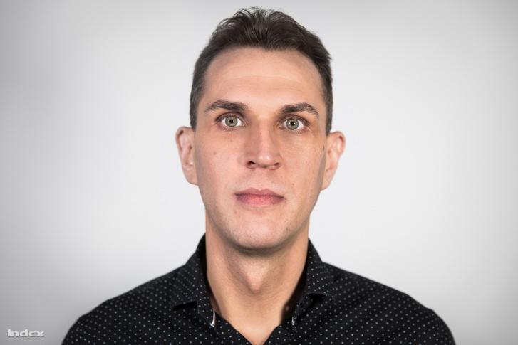Dull Szabolcs, az Index.hu új főszerkesztője