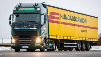 Visszatér az utakra a Hungarocamion?