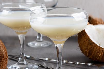 Krémes kókuszlikőr tejszín nélkül - Karácsonyi ajándék, ami sokáig eláll