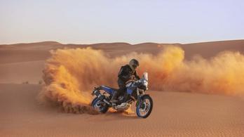 Jöhet a még keményebb Yamaha Ténéré 700