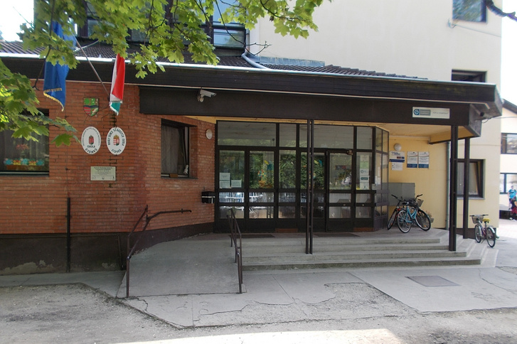 Mihály Dénes Vocational School in Gyömrő, Hungary