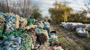 Tízezer tonna hulladékot és uszadékfát emeltek ki a Tiszából a kiskörei vízlépcsőnél