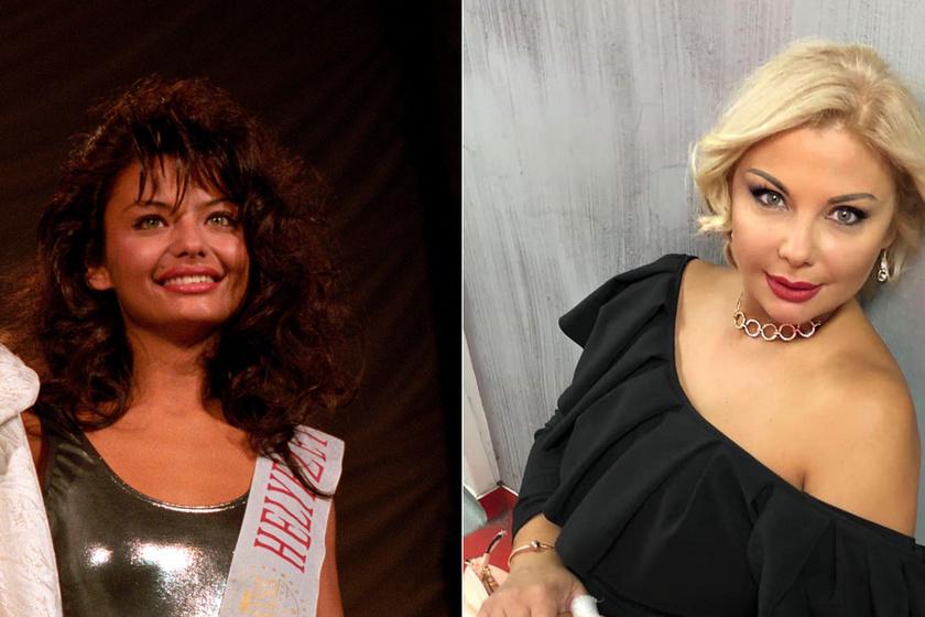 Az 1991-es szépségverseny második helyezettje évek óta barna helyett szőke hajjal hódít. Egzotikus szépsége mit sem kopott az évek alatt.