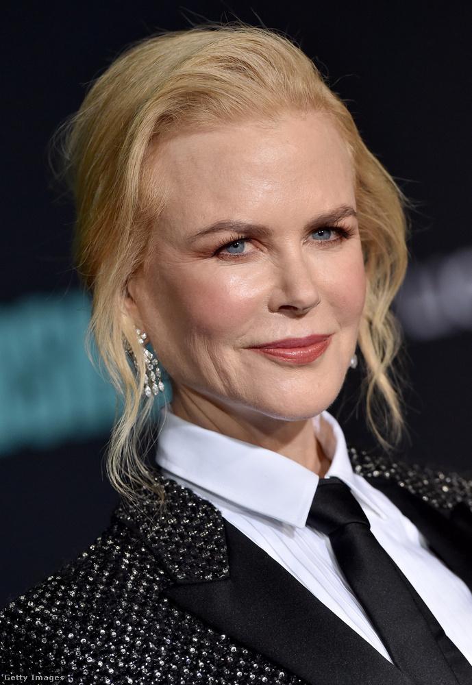 Hát így nézett ki az 52 éves, Oscar-díjas színésznő ezen az alkalmon.
