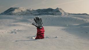 A világ legdurvább havas vészhelyzetei