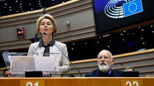 Európának ez a holdra szállás pillanata