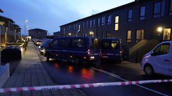 20 embert tartóztattak le Dániában terrorizmus gyanúja miatt