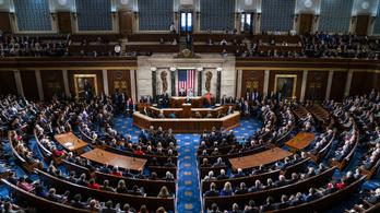 Januárban tárgyalhat az amerikai szenátus Trump megbuktatásáról