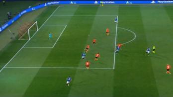 BL: utolsóból lett második, 3-0–val ment tovább az Atalanta