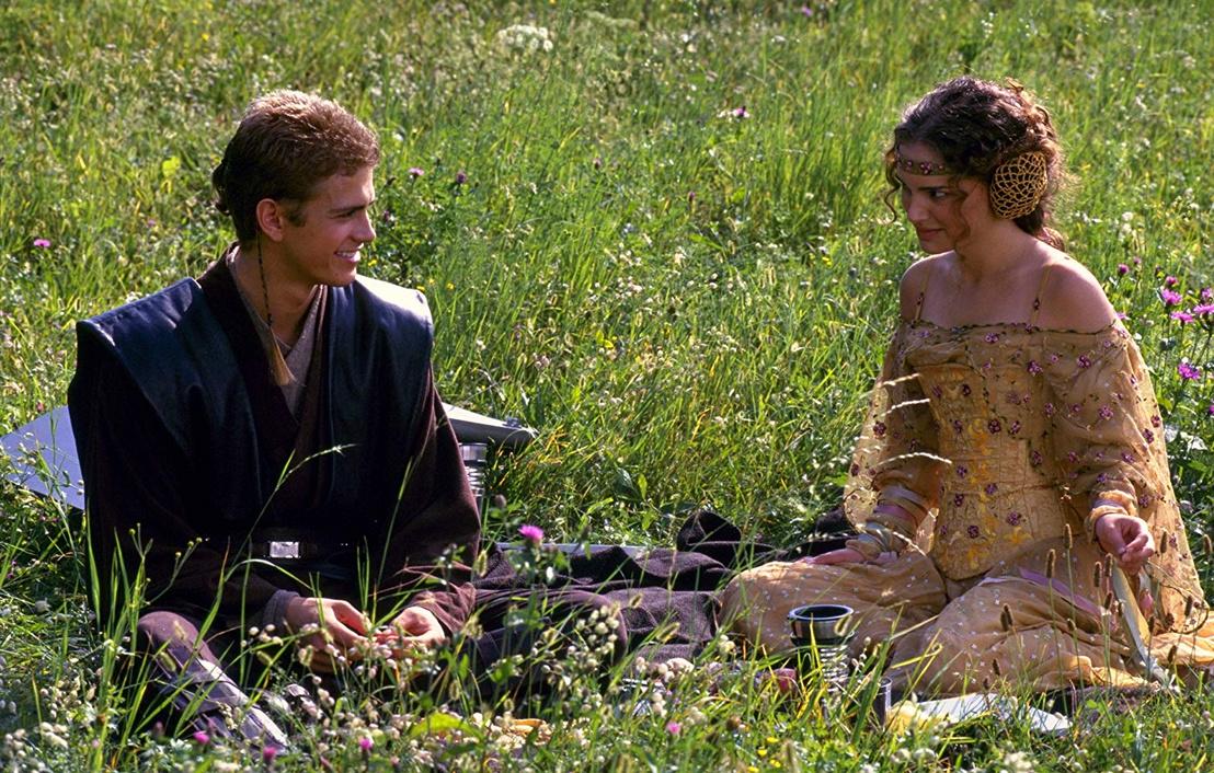 Anakin és Padmé között hiába akarta a forgatókönyv, nem nagyon működött a kémia